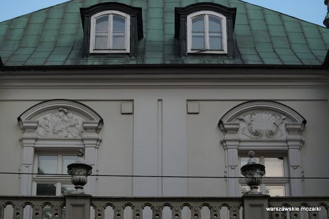 Warszawa Warsaw Muzeum Niepodległości Muzeum Lenina pałace aleja Solidarności