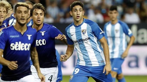 Málaga, Cecchini jugará cedido en el Seattle Sounders