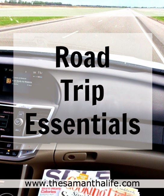 road trip, essentials, life, tips, advice, couple, home, drive, car, honda, snacks, magazines