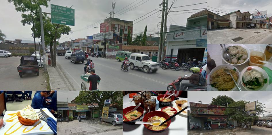 Kuliner di Jalan RayaBojongsoang