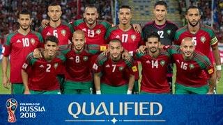 Morocco vs Iran World Cup
