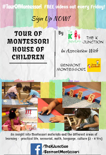 sensorial tour montessori virtual guided classroom house of children