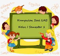 Download Kumpulan Soal UAS Kelas 1 SD Semester 1 plus File