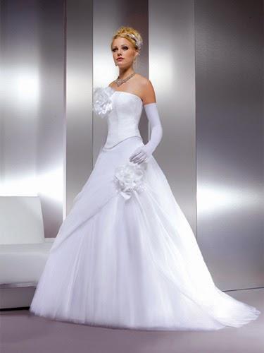 Robe de mariage les plus belle for Belles robes courtes pour les mariages