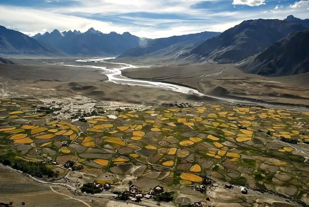 Strongdey Village, Zanskar, Ladakh