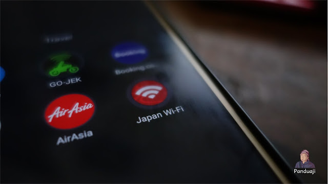 Aplikasi Japan Free Wifi