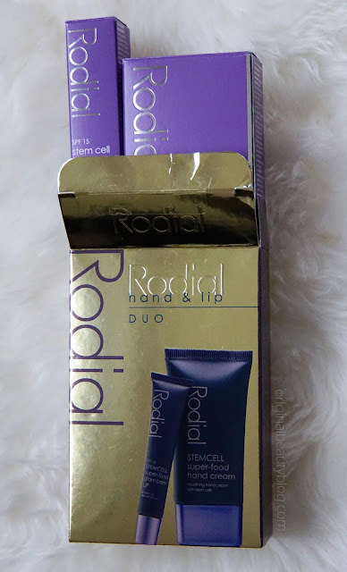 Rodial Stem Cell Hand & Lip Duo
