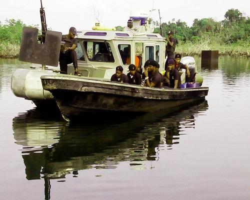 Navy To Begin Operation `OctopusGrip' In Bayelsa, Delta