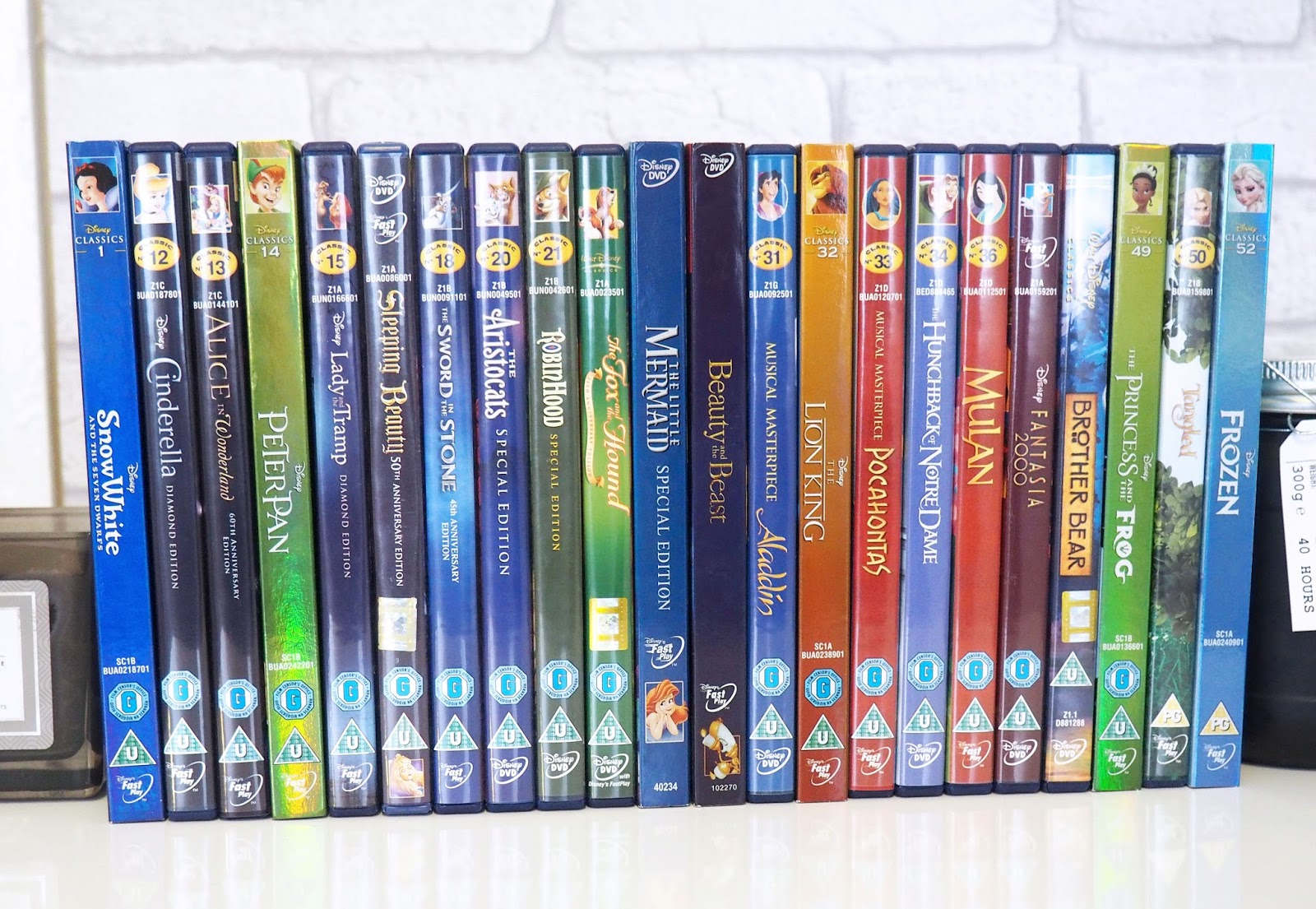 Disney Classics Collection