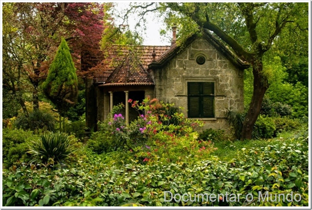 Casa romântica; Quinta da Aveleda