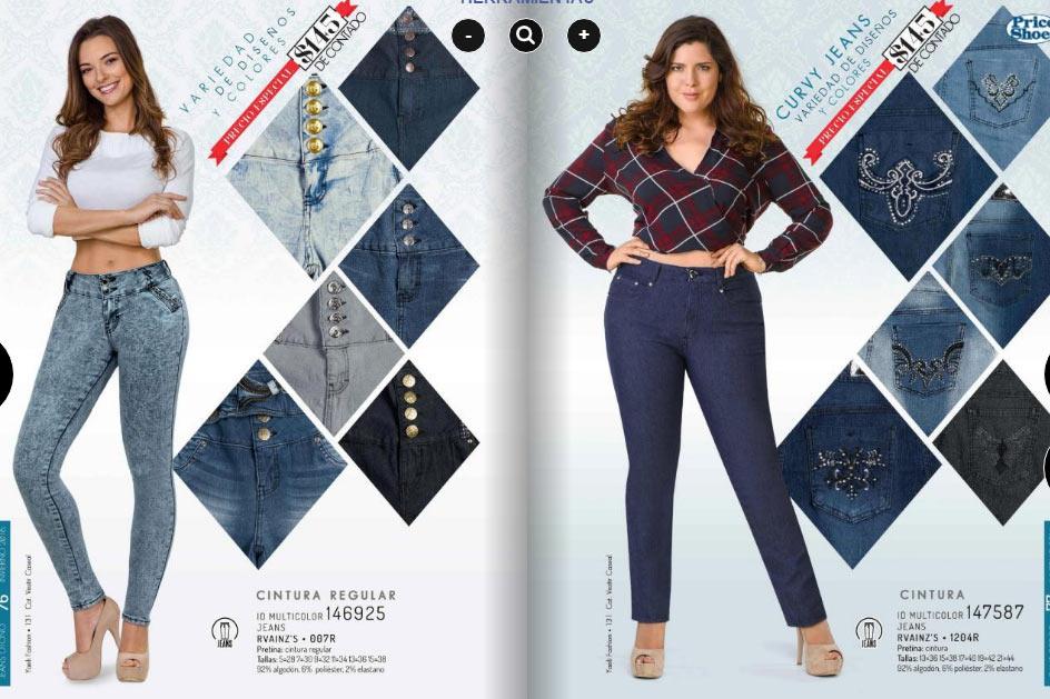 Andrea catalogos ropa 2017 for Catalogo bp 2017
