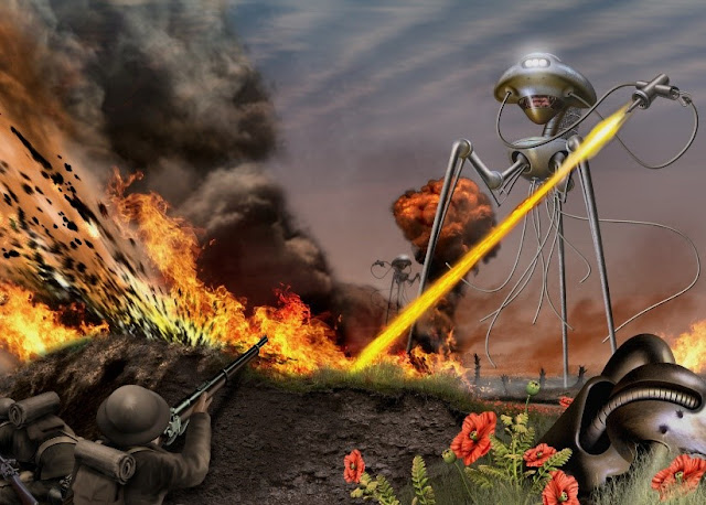 La guerra de los mundos | Por Federico Boccanera