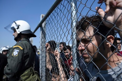 Negyvenöt migránst fogott el Hercegszántónál a magyar rendőrség