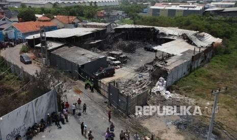 Setya Novanto: DPR akan Bahas Ledakan di Kosambi dalam RDP