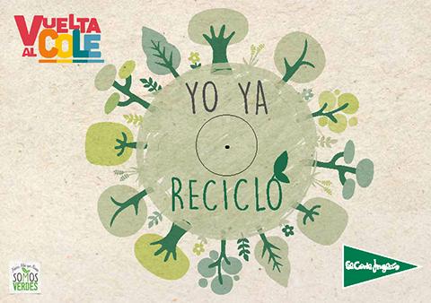 #YoYaReciclo #Brotes #ReciclajeDenim #ElCorteIngles #HilaturasFerre #modainfantil