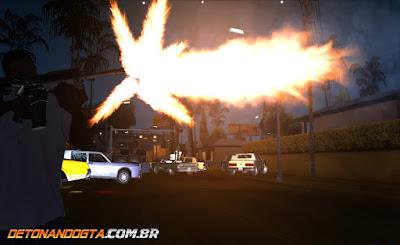 GTA SA - IMFX (Improved FX)