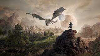 Elder Scrolls Online: Elsweyr Wallpapers