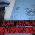 John Lennon avistou um OVNI em Nova York?
