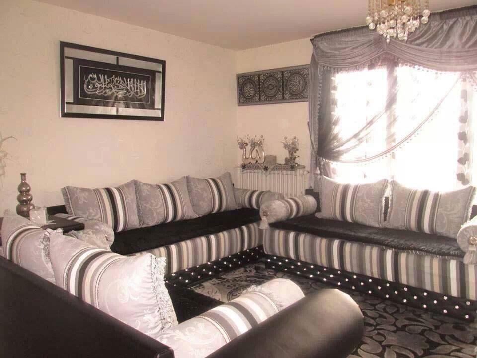 boutique salon marocain 2018 2019 deco salon marocain. Black Bedroom Furniture Sets. Home Design Ideas