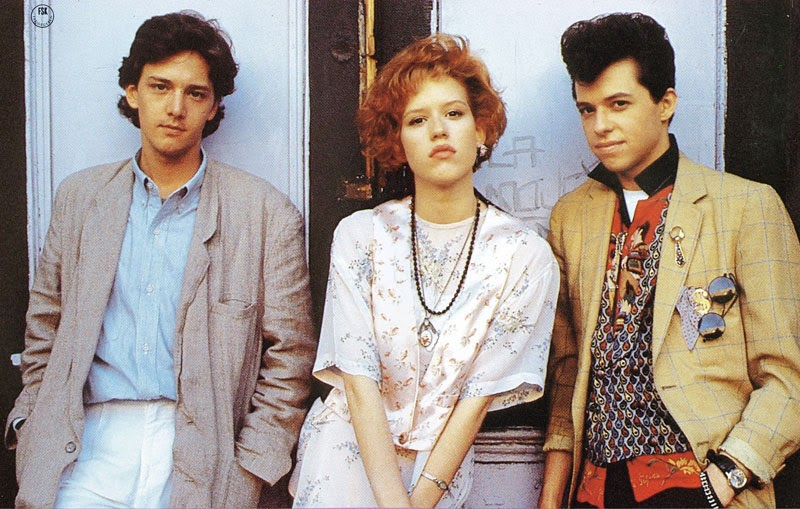 Pretty in Pink classic 80s movie