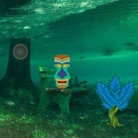 WowEscape Underwater Forest Escape