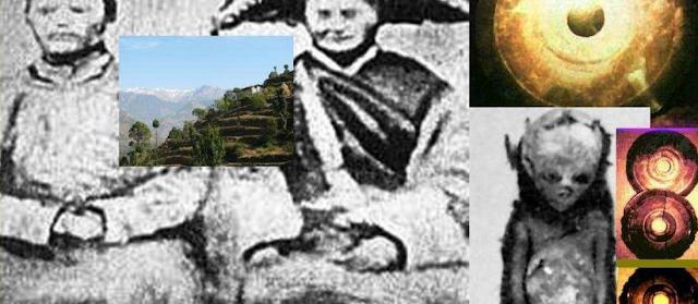 Η μυστηριώδης φυλή των Dzopas με τα υπερμεγέθη κεφάλια