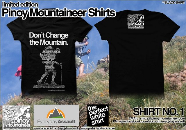 6f2cef35 New stocks of PinoyMountaineer Shirts no. 1,3, 4 and 5 now available at The  Perfect White Shirt branches!