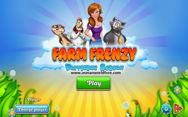 High Compressed Farm Frenzy - Hurricane Season PC Free Download