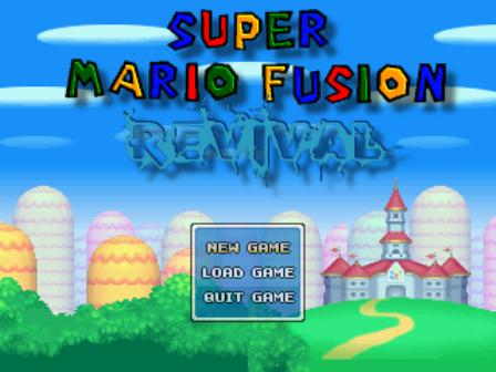 Super Mario Fusion Revival Free Download PC Games