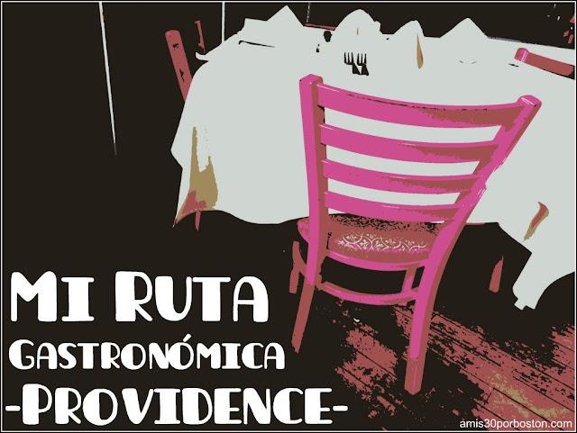 Mi Ruta Gastronómica por Providence, Rhode Island