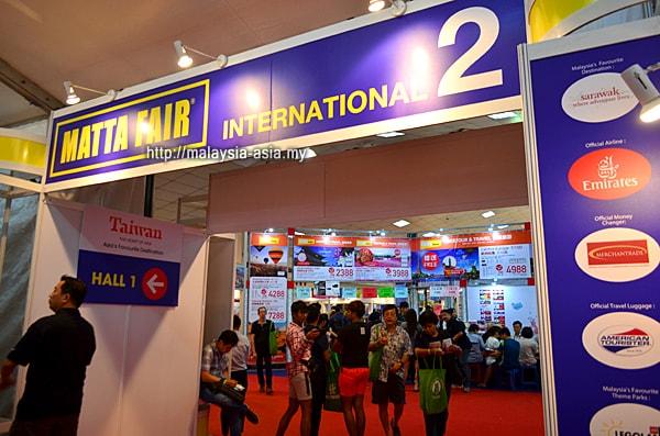 Travel Fair Malaysia 2018