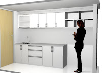 Office Kitchen - Pantry FOr Office - Kitchen Set Untuk Kantor