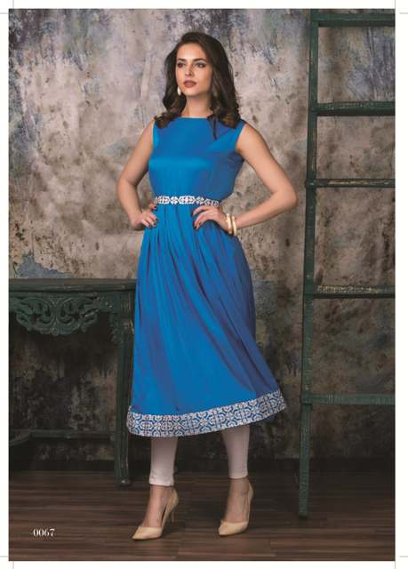 Jharokha – Fanshionable And Stylish Fancy Dsigner Kurti