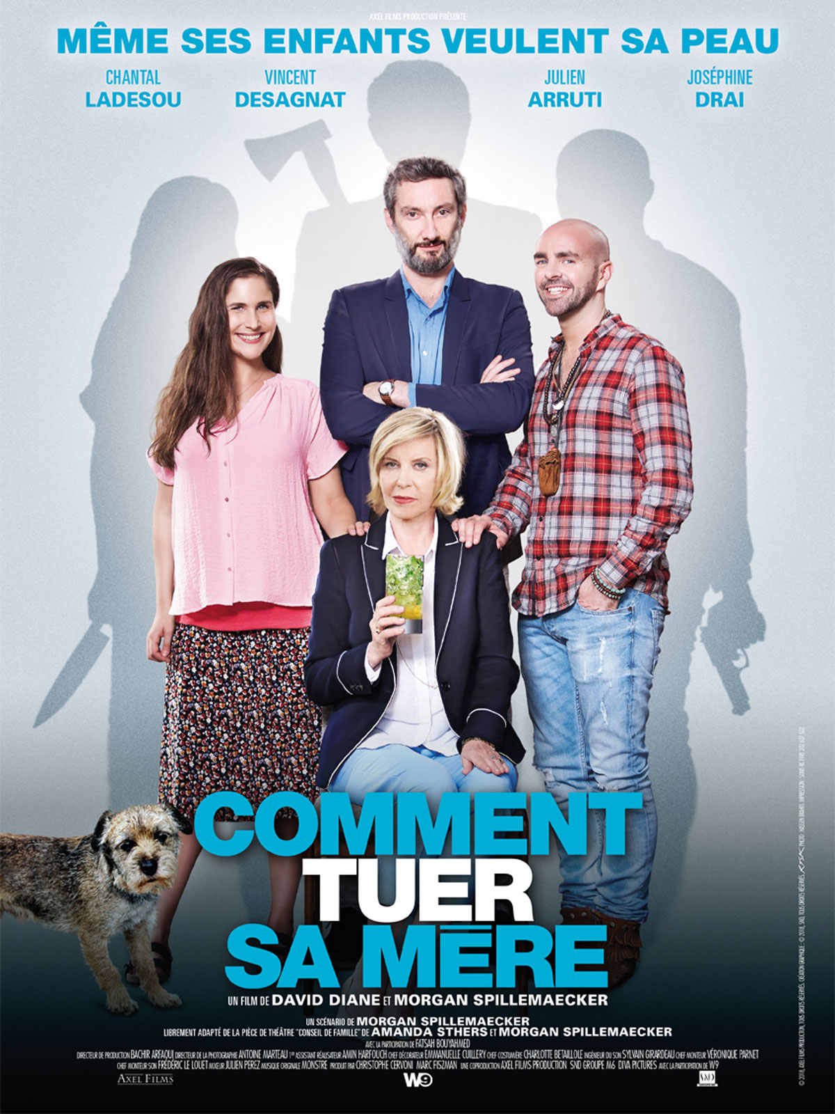 Comment tuer sa mère [HDRip] [Streaming] [Telecharger]