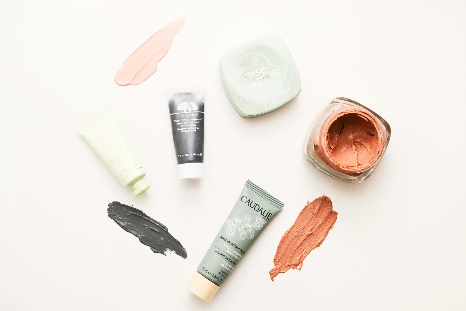 the best clay face masks
