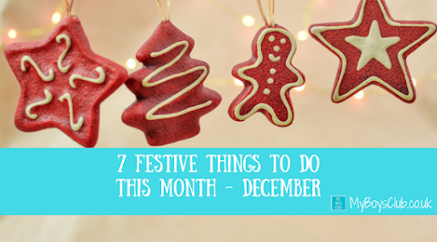 7 Festive Things to do This Month - December