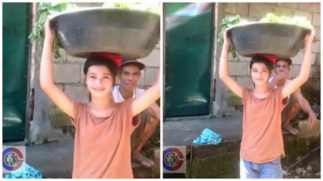 Gulay Girl In Olongapo City Who Looks Like Liza Soberano Is Going Viral on The Internet!