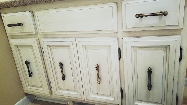 Kitchen Cabinet Refinishing5