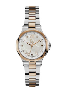 Guess Collection Gc Structura Lady Metal Mini Y33104L1