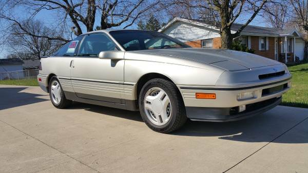 Find A Good GT Model Today And You Will Have Solid Performer Worth Checking Out This 1989 Ford Probe Turbo For Sale In Sturgis MI 4750 Via