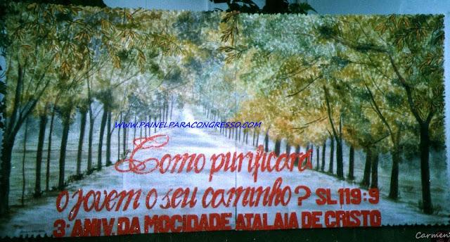 Painel de paisagem 980