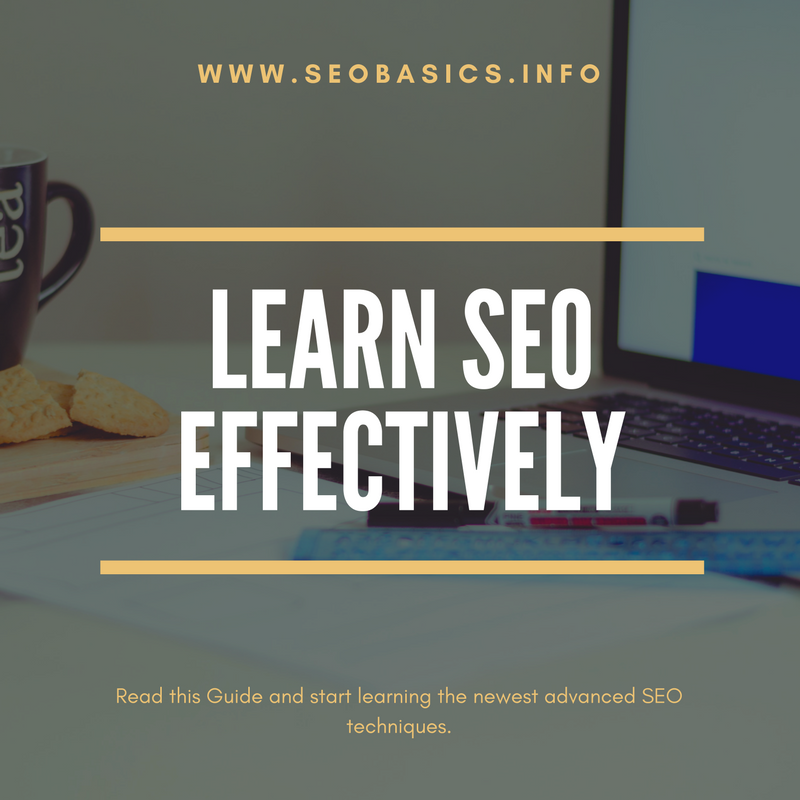 Organic SEO Consulting Services | SEO Renew: SEO Guide: Best Tips and Practices for 2019