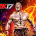 Download WWE 2K17 (USA) PC Game Highly Compressed