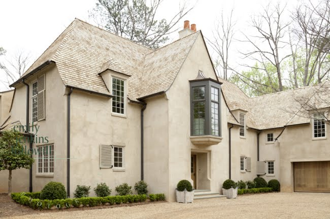 French Style Stucco Homes Home Decor Ideas - Stucco home style
