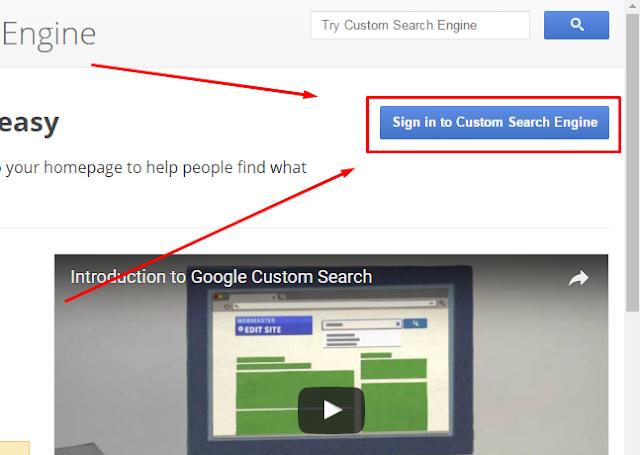 cara daftar blog ke google adsense