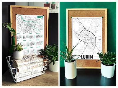 kalendarz wrocław plan miasta 2019