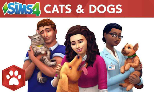 Free Download Games The Sims 4 Cat & Dogs Full Version
