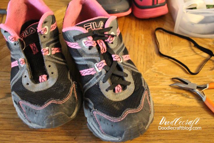 doodlecraft never tie your shoes again