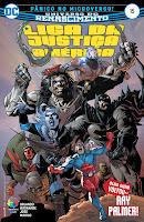 DC Renascimento: Liga da Justiça da América #15