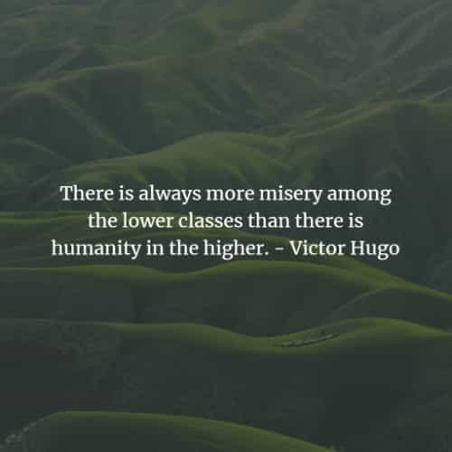 Famous Victor Hugo quotes that inspires people